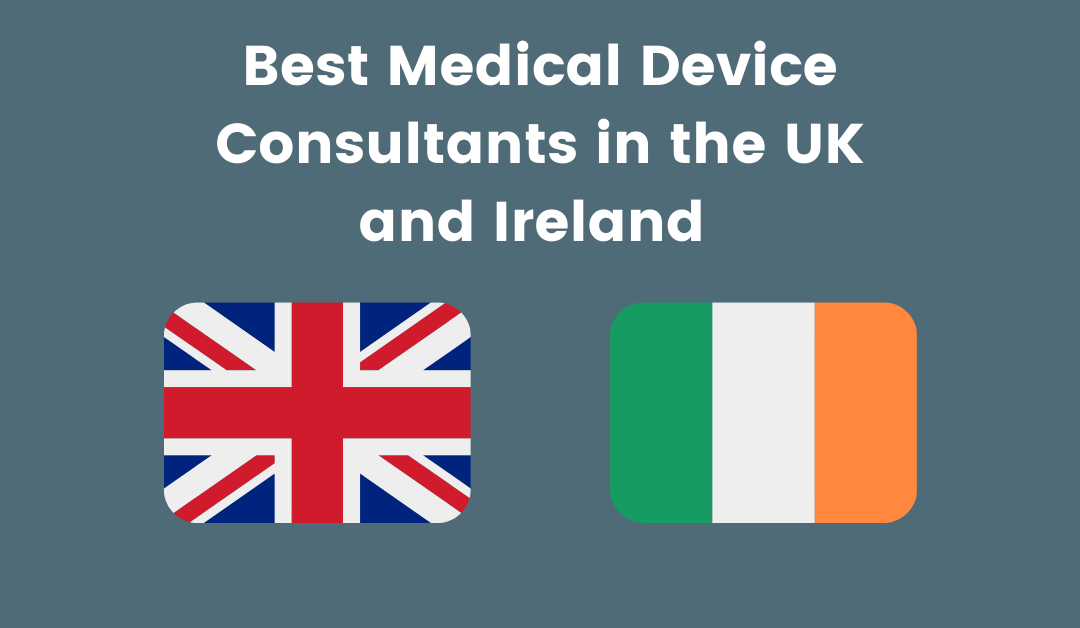 Best Medical Device Consulting Firms in the United Kingdom and Ireland