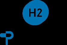 h2 pharma logo