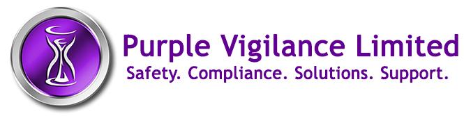 purple vigilance logo