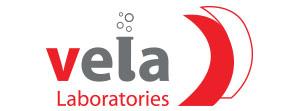 Vela laboratories logo
