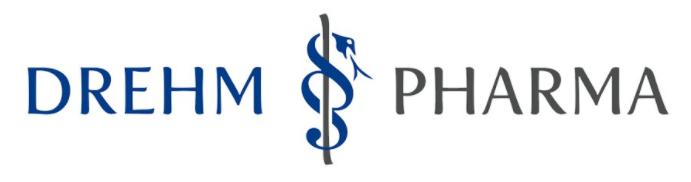 Drehm Pharma logo