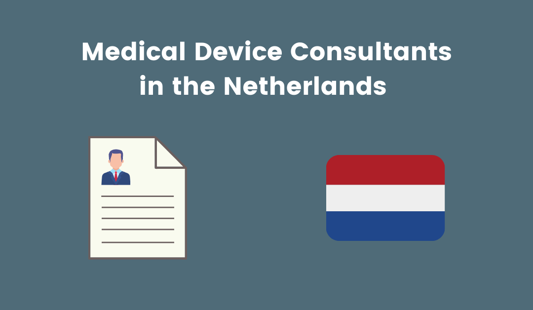 Medical Device Consultants in the Netherlands