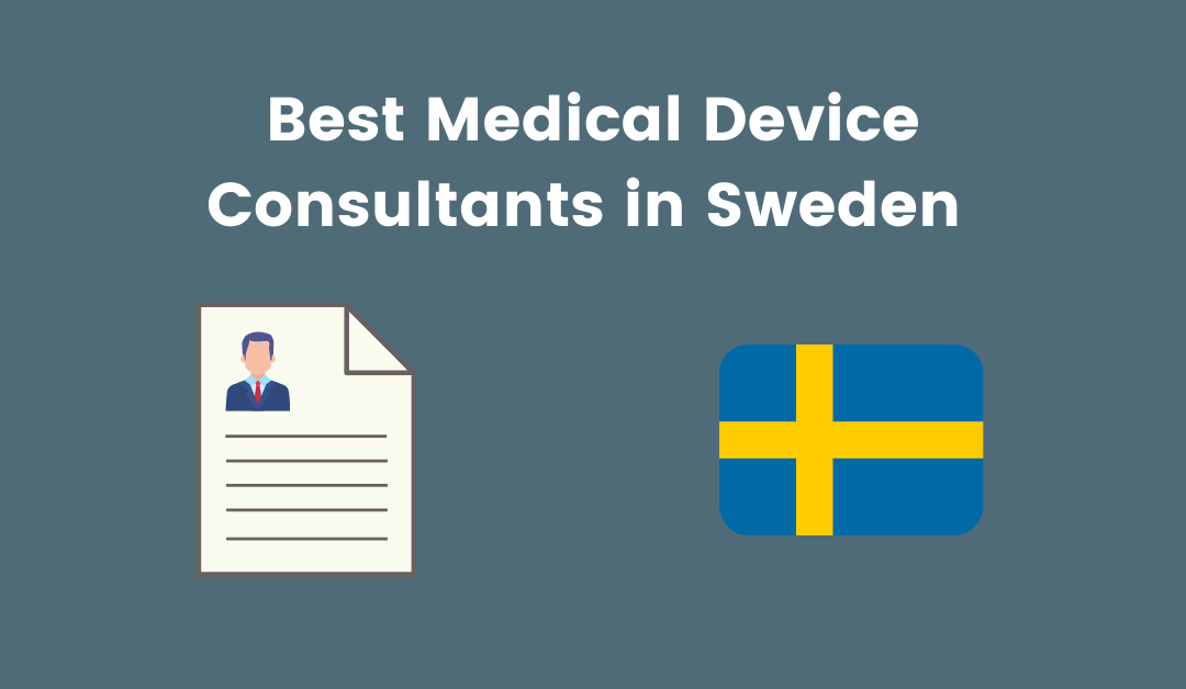 Best Medical Device Consulting Firms in Sweden