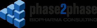 Phase2Phase Biopharma Consulting Logo