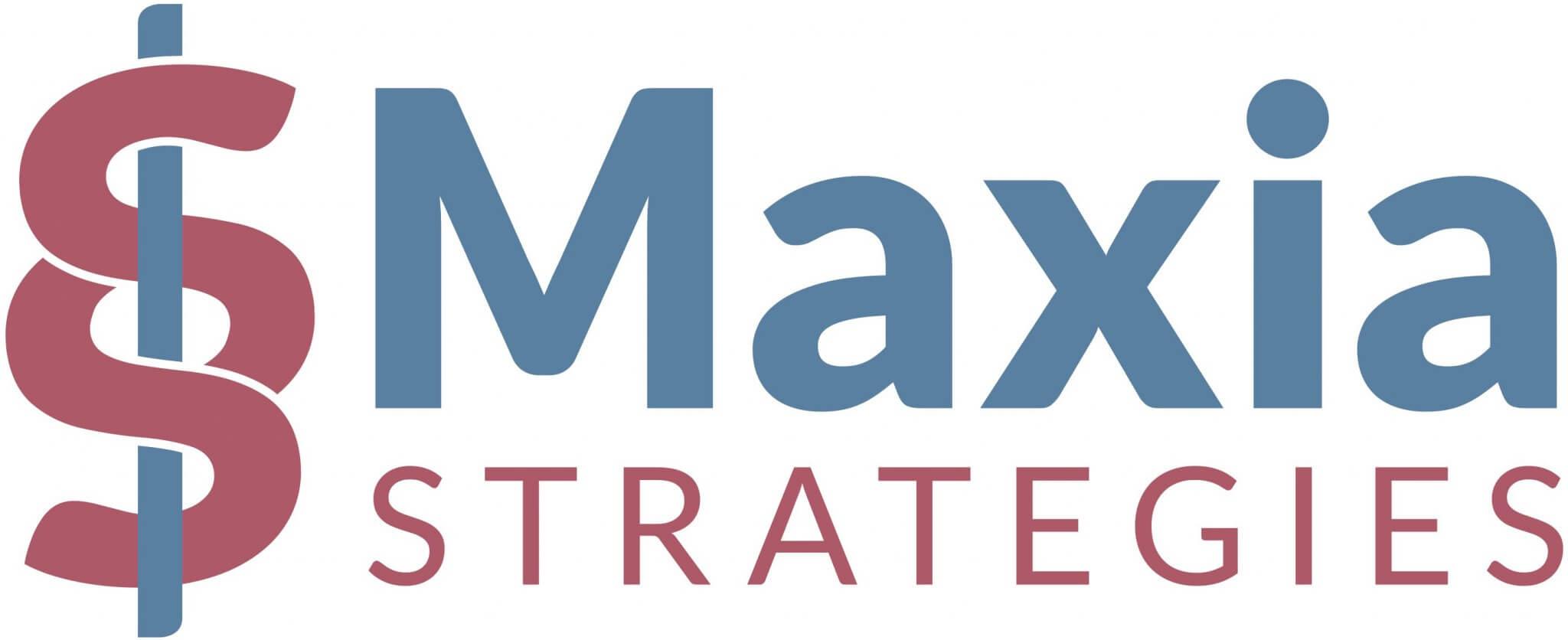 Maxia Strategies Logo